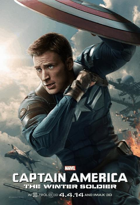Captain America 2 (2014) กัปตันอเมริกา ภาค 2