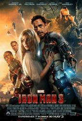 Iron Man 3 มหาประลัยคนเกราะเหล็ก 2013