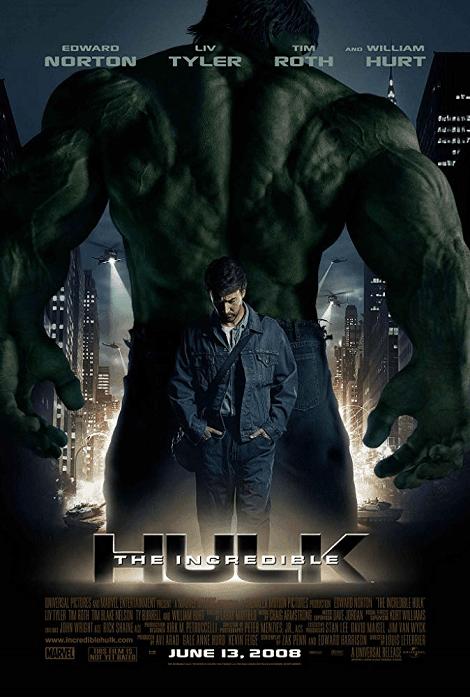 ดูหนัง The Incredible Hulk (2008) มนุษย์ตัวเขียวจอมพลัง | i-MovieHD.com