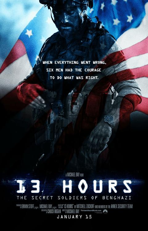 13 Hours (2016) 13 ชม ทหารลับแห่งเบนกาซี