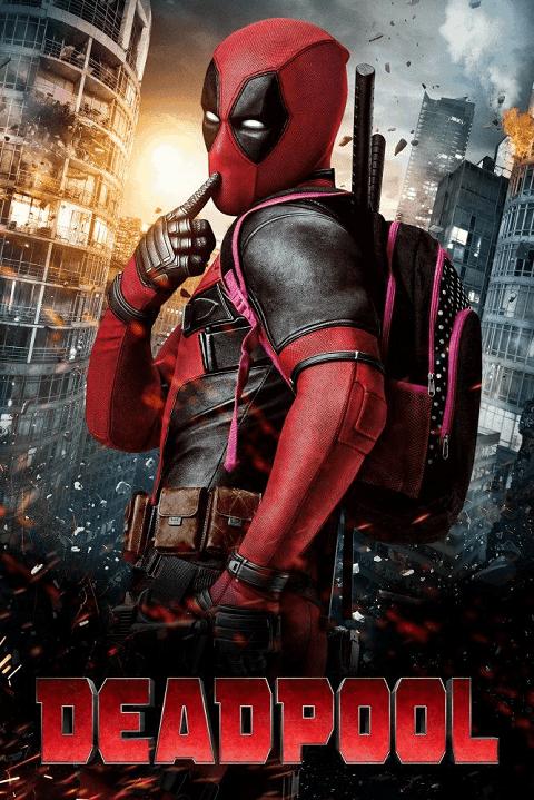 Deadpool (2016) เดดพูล นักสู้พันธุ์เกรียน