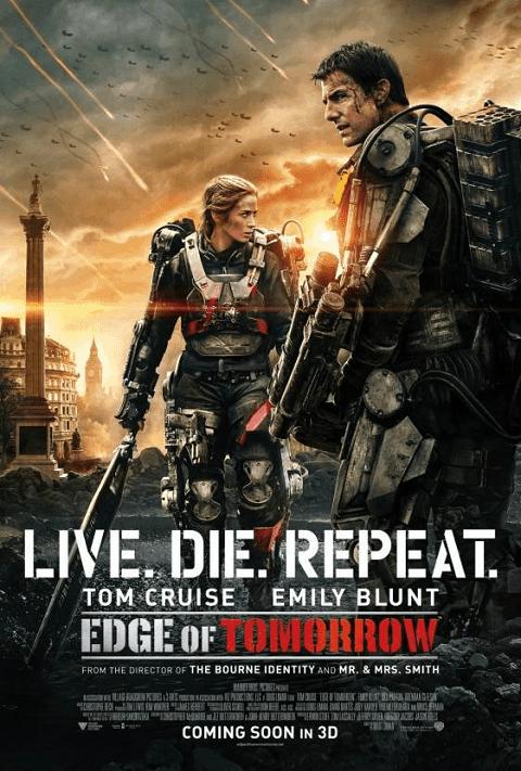 Edge of Tomorrow (2014) ซูเปอร์นักรบดับทัพอสูร