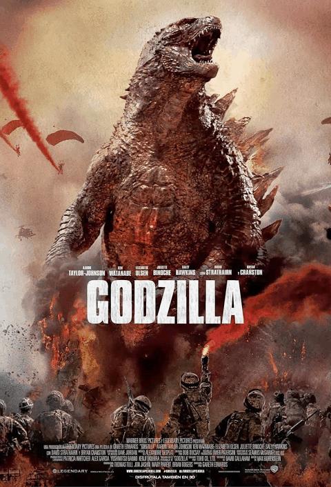 Godzilla (2014) ก็อดซิลล่า - ดูหนังออนไลน์ iMovieHD