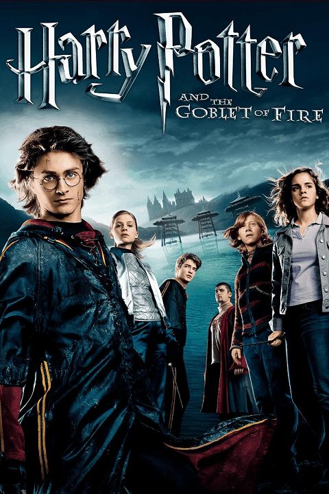 Harry Potter 4 แฮร์รี่ พอตเตอร์ ภาค 4 กับถ้วยอัคนี