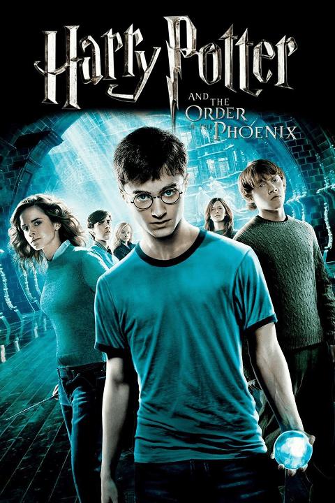 Harry Potter 5 แฮร์รี่ พอตเตอร์ ภาค 5 กับภาคีนกฟีนิกซ์
