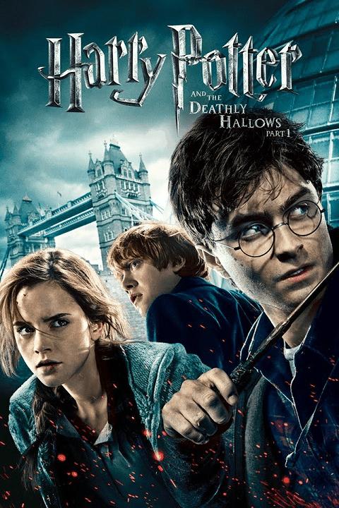 Harry Potter 7 Part 1 แฮร์รี่ พอตเตอร์ ภาค 7.1 กับเครื่องรางยมฑูต