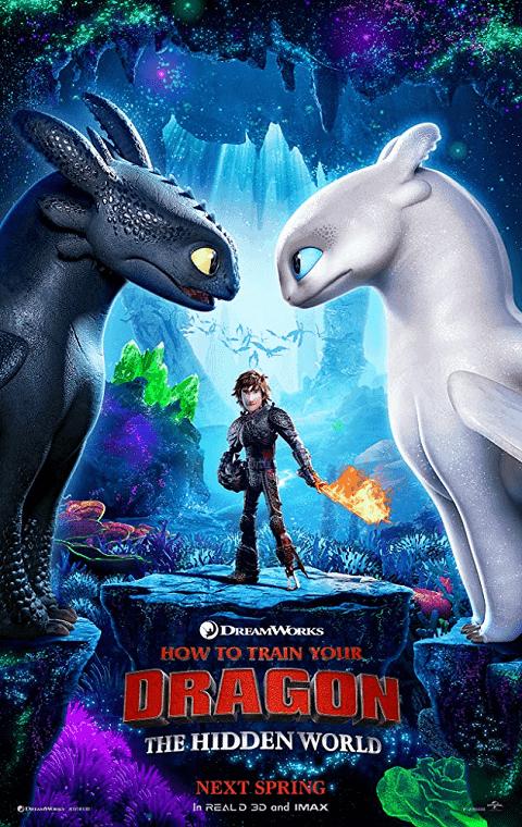 How To Train Your Dragon 3 (2019) อภินิหารไวกิ้งพิชิตมังกร