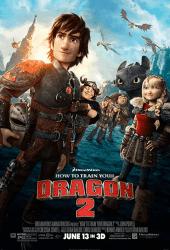 How to Train Your Dragon 2 (2014) อภินิหารไวกิ้งพิชิตมังกร ภาค 2