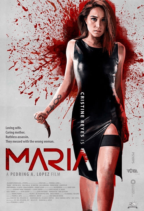Maria (2019) ผู้หญิงทวงแค้น [ซับไทย]