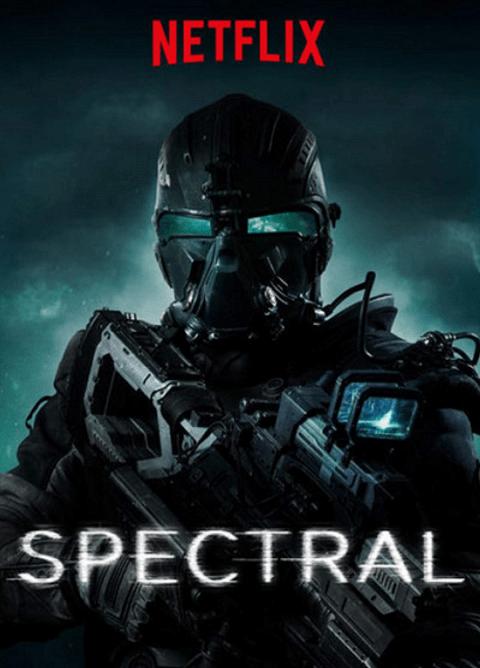 Spectral (2016) ยกพลพิฆาตผี [ซับไทย]