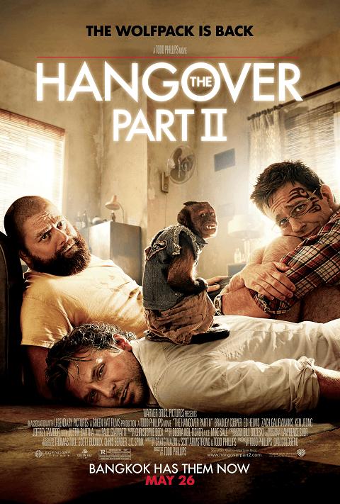 The Hangover 2 (2011) เดอะ แฮงค์โอเวอร์ ภาค 2