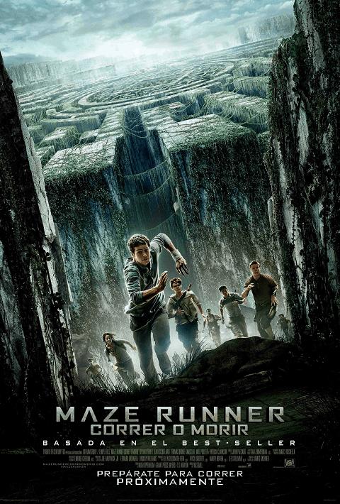 The Maze Runner (2014) วงกตมฤตยู ภาค 1 - ดูหนังออนไลน์ iMovie-HD