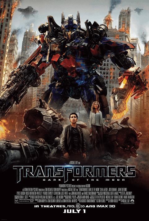 Transformers 3 (2011) ทรานฟอร์เมอร์ 3