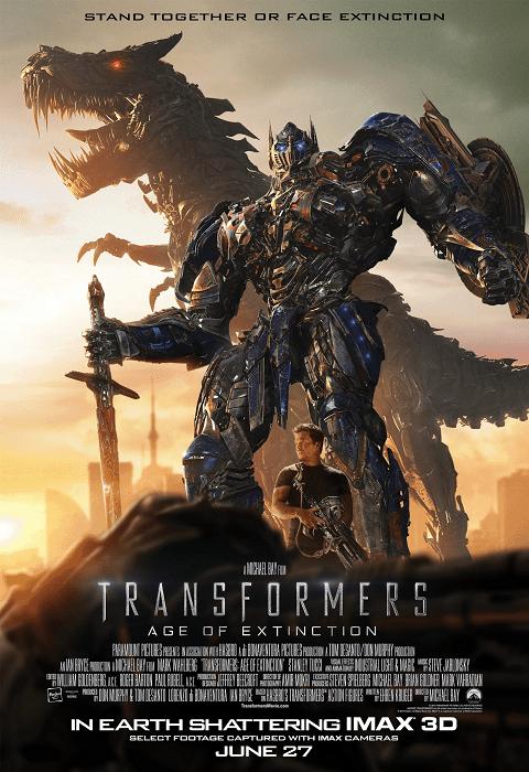 Transformers: Age of Extinction (2014) ทรานส์ฟอร์มเมอร์ส: มหาวิบัติยุคสูญพันธุ์