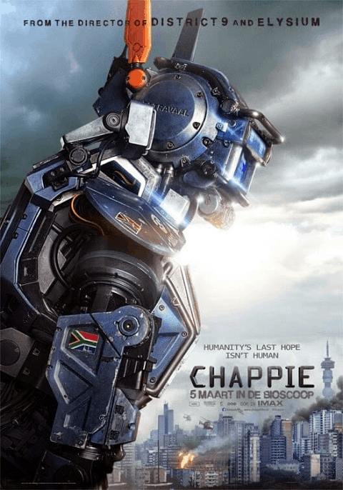 Chappie จักรกลเปลี่ยนโลก