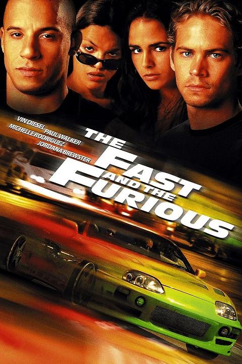 The Fast And Furious 1 เร็วแรงทะลุนรก 1