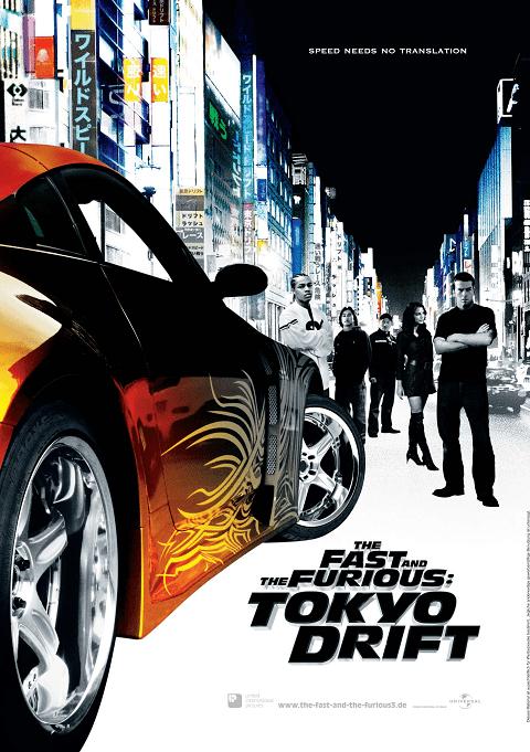 The Fast and the Furious: Tokyo Drift (2006) เร็ว...แรงทะลุนรก: ซิ่งแหกพิกัดโตเกียว