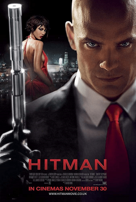 Hitman 1 (2007) ฮิทแมน 1 โคตรเพชฌฆาต 47