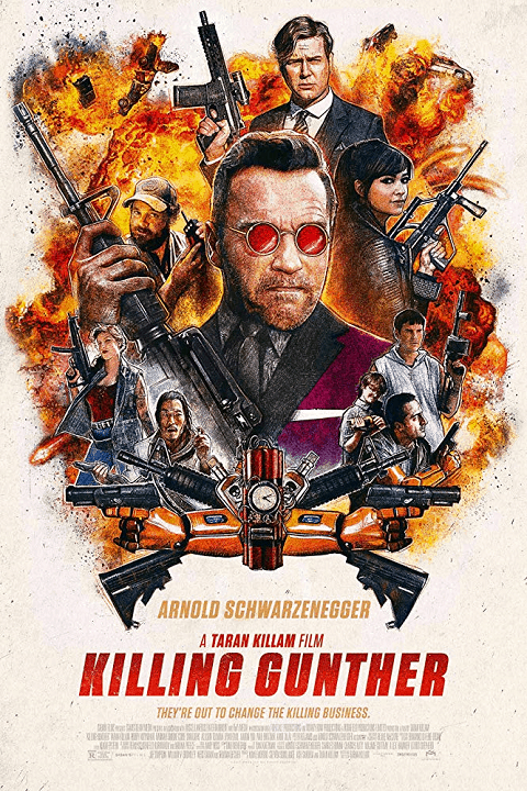 Killing Gunther (2017) [ซับไทย]