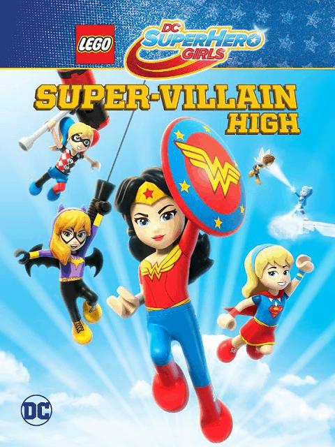 Lego DC Super Hero Girls Super-Villain High (2018) [ซับไทย]