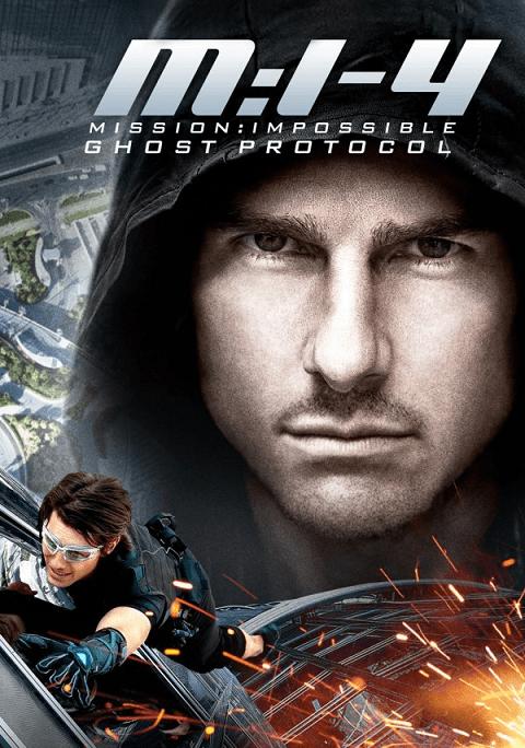 ดูหนัง Mission Impossible 4 Ghost Protocol ปฏิบัติการไร้เงา iMovie