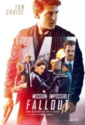 Mission Impossible 6 Fallout (2018) มิชชั่น อิมพอสซิเบิ้ล 6 ฟอลล์เอาท์