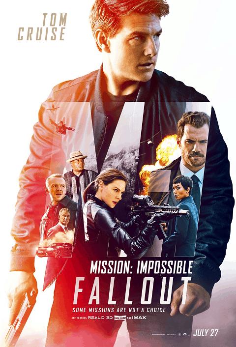 ดูหนัง Mission Impossible 6 (2018) มิชชั่น อิมพอสซิเบิ้ล 6 iMovieHD