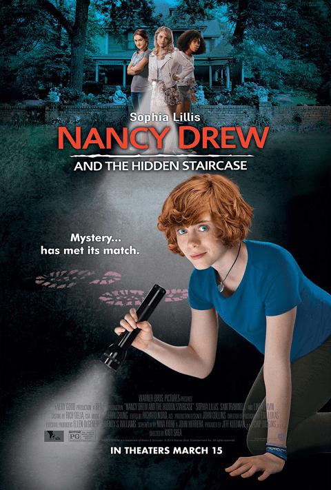 ดูหนัง ไม่มีโฆษณา - Nancy Drew and the Hidden Staircase (2019)