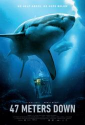 47 Meters Down Uncaged (2019) 47 ดิ่งลึกสุดนรก poster