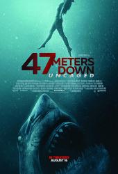 47 Meters Down Uncaged (2019) 47 ดิ่งลึกสุดนรก poster movie