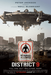 District 9 (2009) ยึดแผ่นดินเปลี่ยนพันธุ์มนุษย์