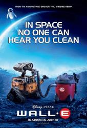 WALL-E (2008) หุ่นจิ๋วหัวใจเกินร้อย