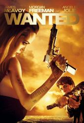 Wanted (2008) ฮีโร่เพชฌฆาตสั่งตาย poster