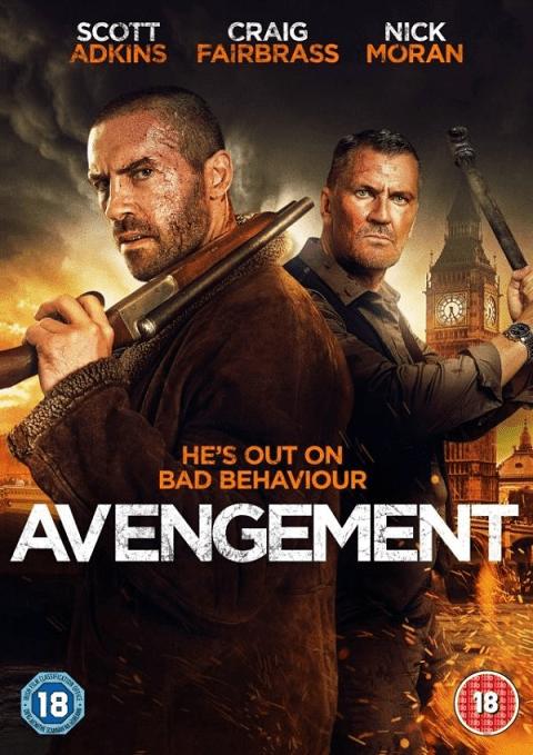 Avengement (2019) แค้นฆาตกร [ซับไทย]