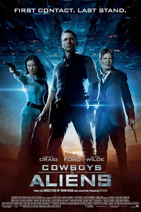 Cowboys and Aliens สงครามพันธุ์เดือด คาวบอยปะทะเอเลี่ยน
