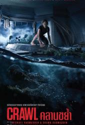 Crawl (2019) คลานขย้ำ poster
