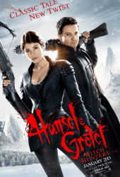 Hansel Gretel Witch Hunters (2013) นักล่าแม่มดพันธุ์ดิบ