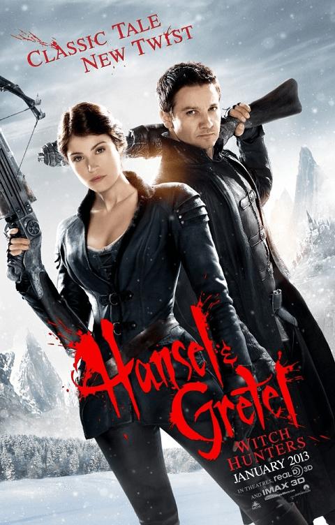 Hansel Gretel Witch Hunters ฮันเซล แอนด์ เกรเทล นักล่าแม่มดพันธุ์ดิบ