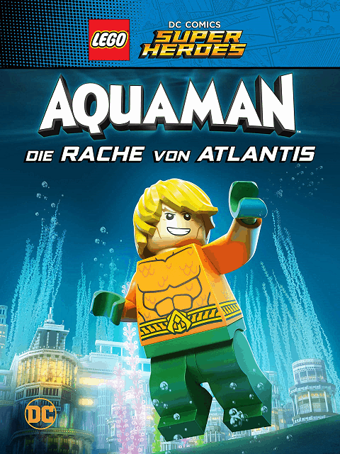 Lego DC Comics Super Heroes – Aquaman Rage of Atlantis (2018) [ซับไทย]