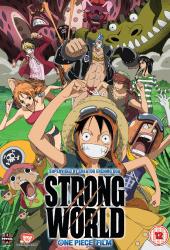 One Piece The Movie 10 Strong World (2009) วันพีช มูฟวี่ ผจญภัยเหนือหล้าท้าโลก