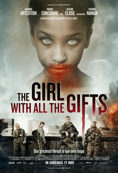 The Girl With All The Gift (2016) เชื้อนรกล้างซอมบี้