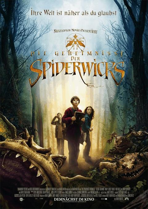 The Spiderwick Chronicles ตำนานสไปเดอร์วิค เปิดคัมภีร์ข้ามมิติมหัศจรรย์