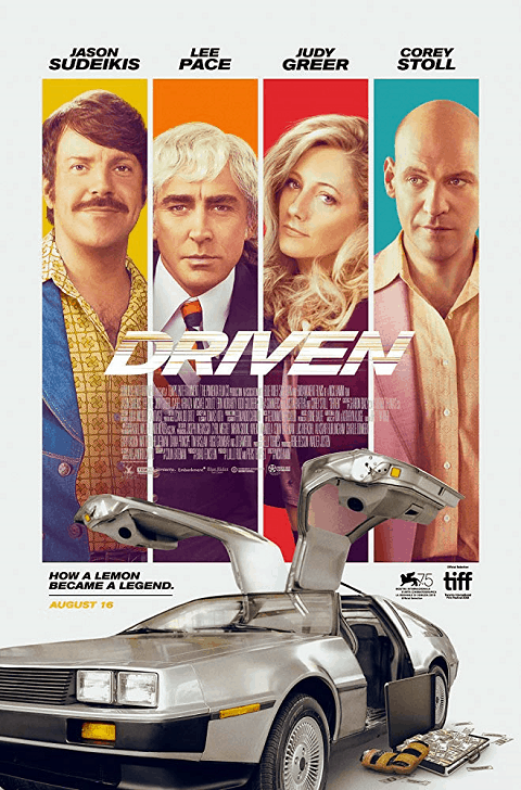 Driven (2018) ดริฟเว่น [ซับไทย]