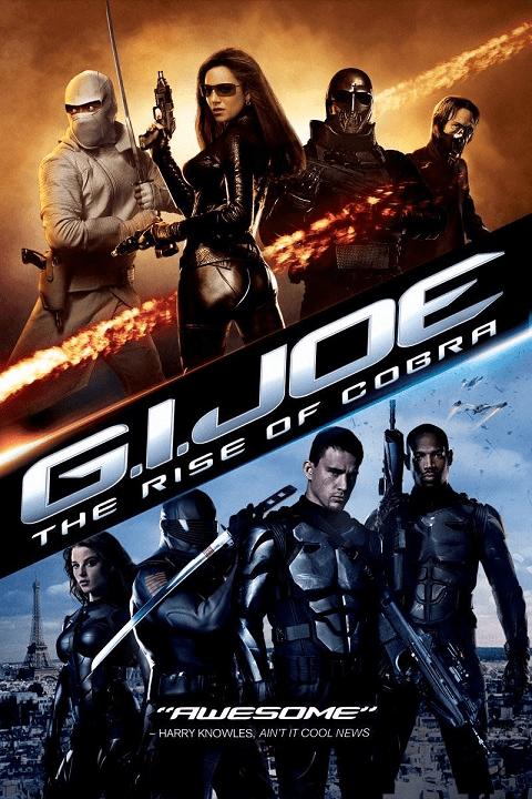 G.I. Joe 1 The Rise of Cobra จีไอโจ 1 สงครามพิฆาตคอบร้าทมิฬ