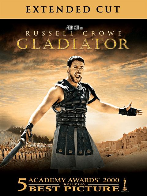 Gladiator นักรบผู้กล้าผ่าแผ่นดินทรราช