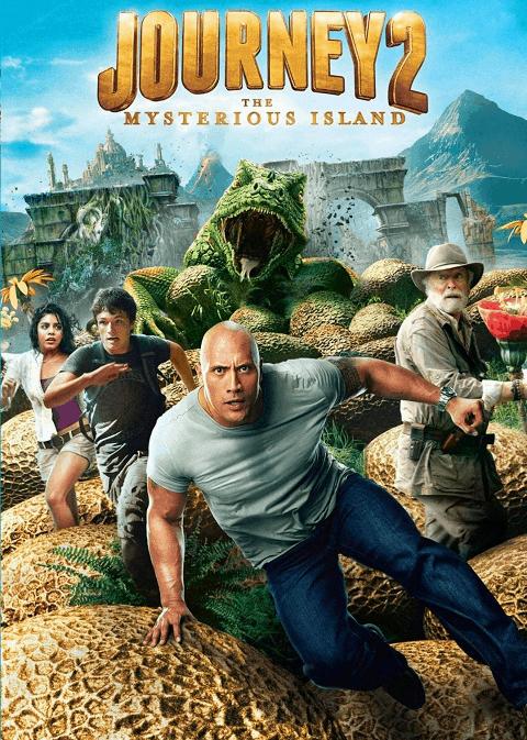 ดูหนัง Journey 2 The Mysterious Island (2012) เจอร์นีย์ 2 iMovie-HD