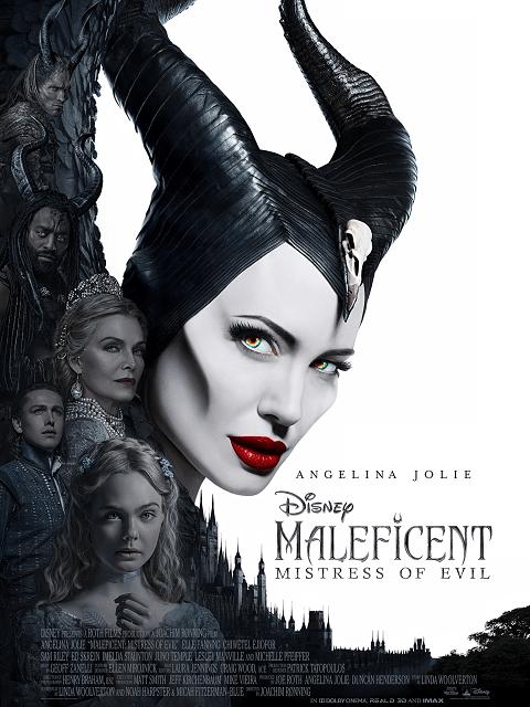 ด หน ง Maleficent Mistress Of Evil 2019 มาเลฟ เซนต นางพญา
