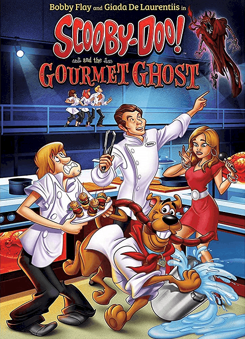 Scooby-Doo! and the Gourmet Ghost (2018) [ซับไทย]