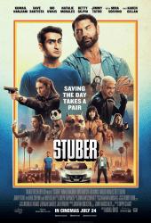 Stuber (2019) เรียกเก๋งไปจับโจร