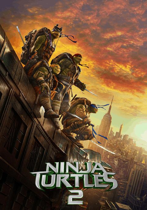 Teenage Mutant Ninja Turtles 2 Out Of The Shadows เต่านินจา 2 จากเงาสู่ฮีโร่